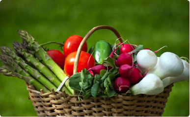 Healthy Ideas for Spring